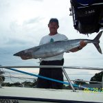 large fish caught