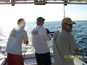 Boathouse Team on the hunt