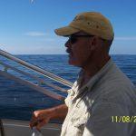 Capt. Tim -- At the Controls
