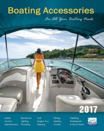 Boating Accessories catalog 2017